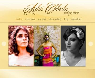 Aditi Chheda – India