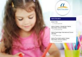 Alpha Education – India