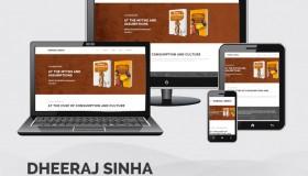 Dheeraj Sinha – India