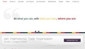 Jain International Trade Organization – Goregaon