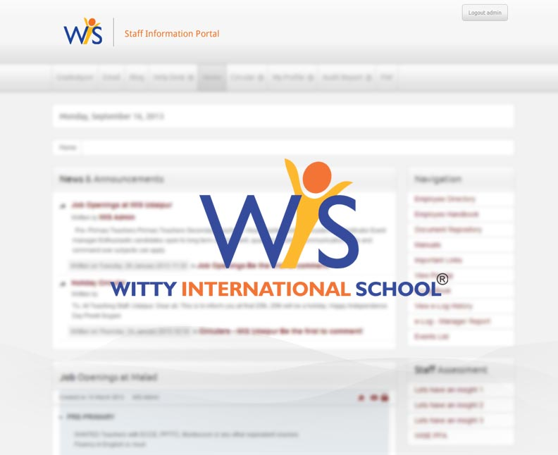 Witty International School – India