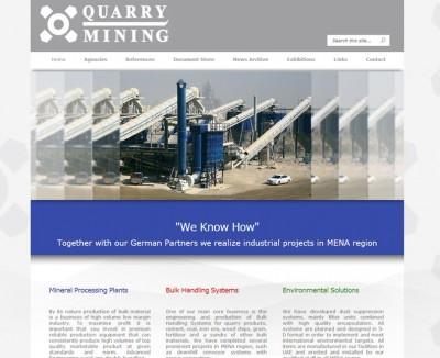 Quarry & Mining (RAK) LLC – UAE