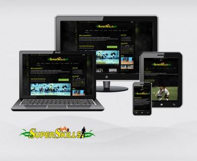 SuperSkills Soccer – UK